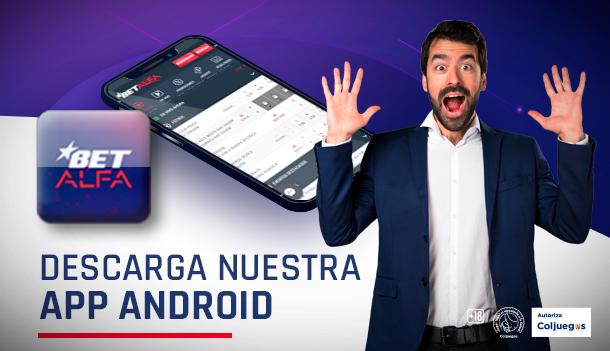 App android betalfa.co