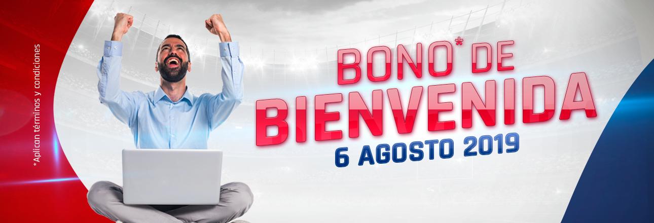 Bono bienvenida betalfa.co